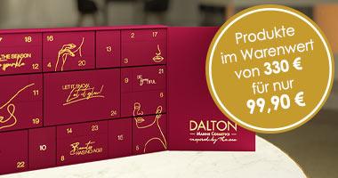 DALTON Beauty Adventskalender