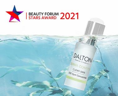 Dalton bei Beauty Forum Stars Award