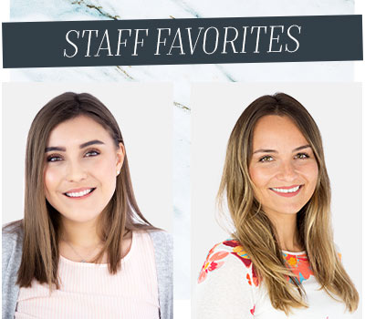 Staff Favorite Products