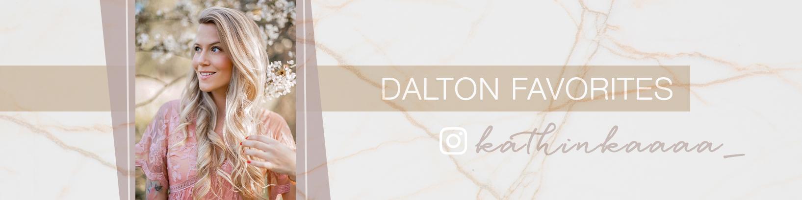 Die Dalton Produkthighlights von kathinkaaa_