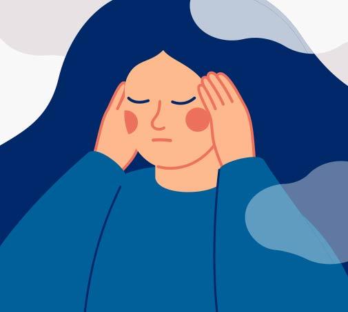 So wirkt sich Stress auf deine Haut aus