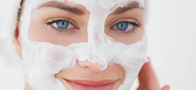 Gesichtsmasken richtig anwenden