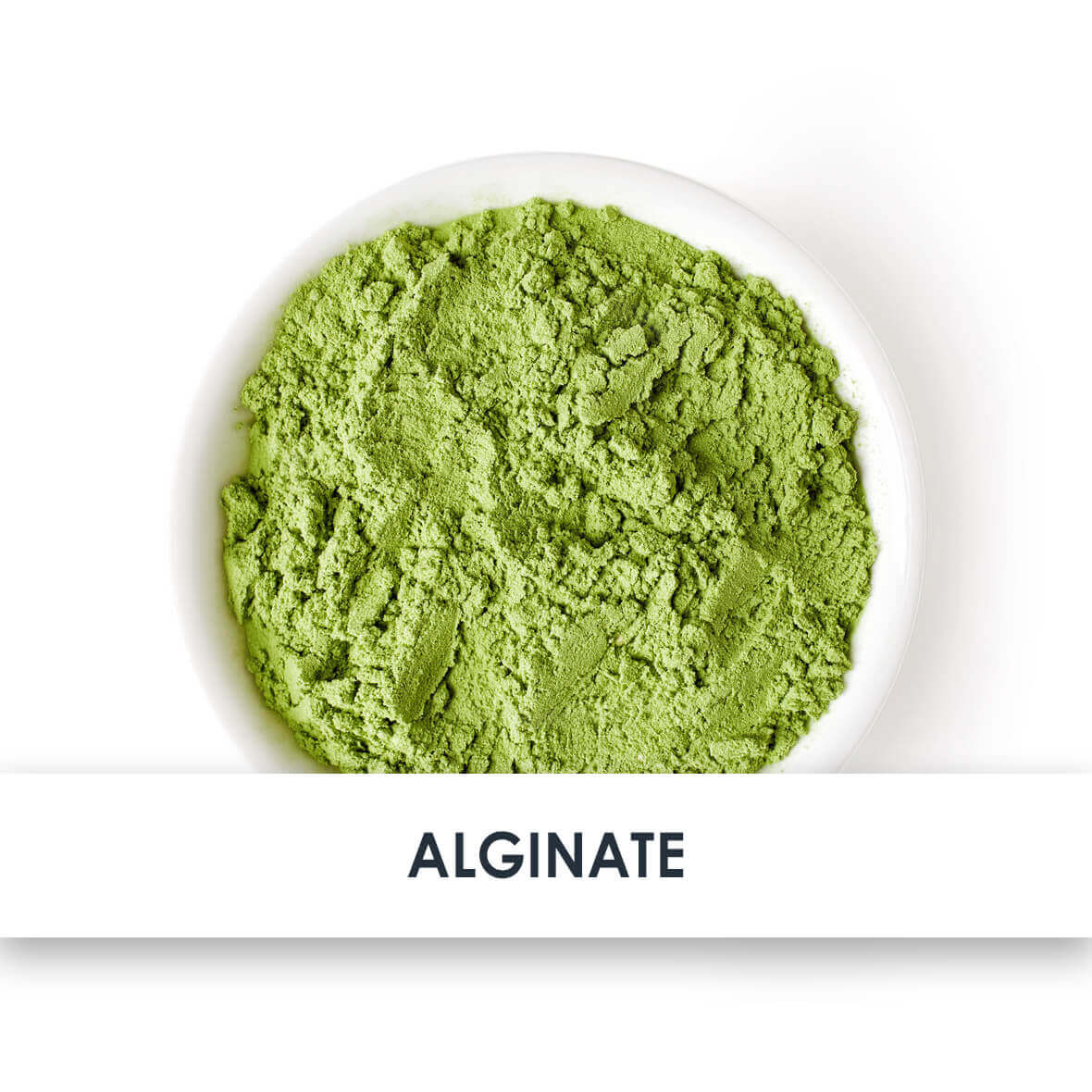 Active Ingredient Alginate