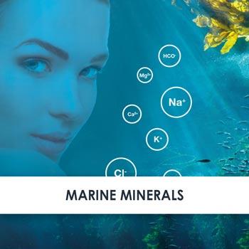 Marine Minerals Skincare Benefits