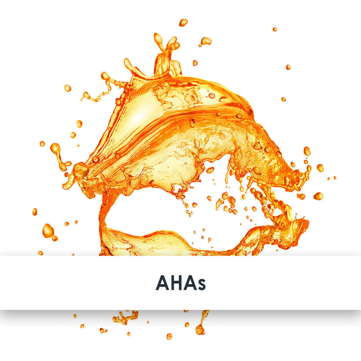 Active Ingredient AHAs