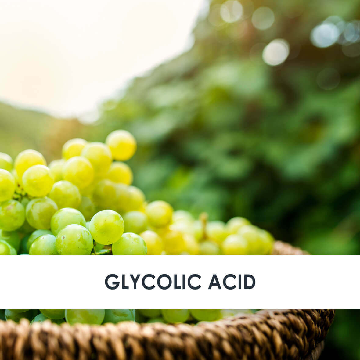 Glycolic acid Skincare Benefits