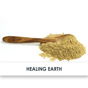 Active Ingredient Healing Earth