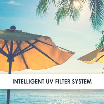 Active Ingredient Intelligent UV Filter System