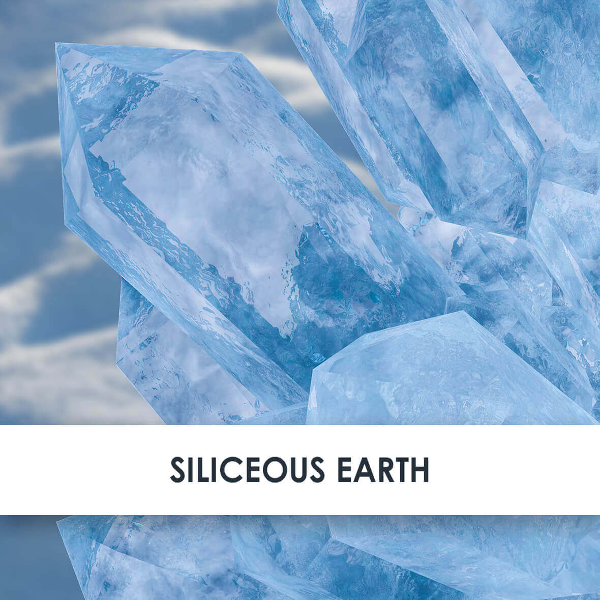 Siliceous Earth Skincare Benefits