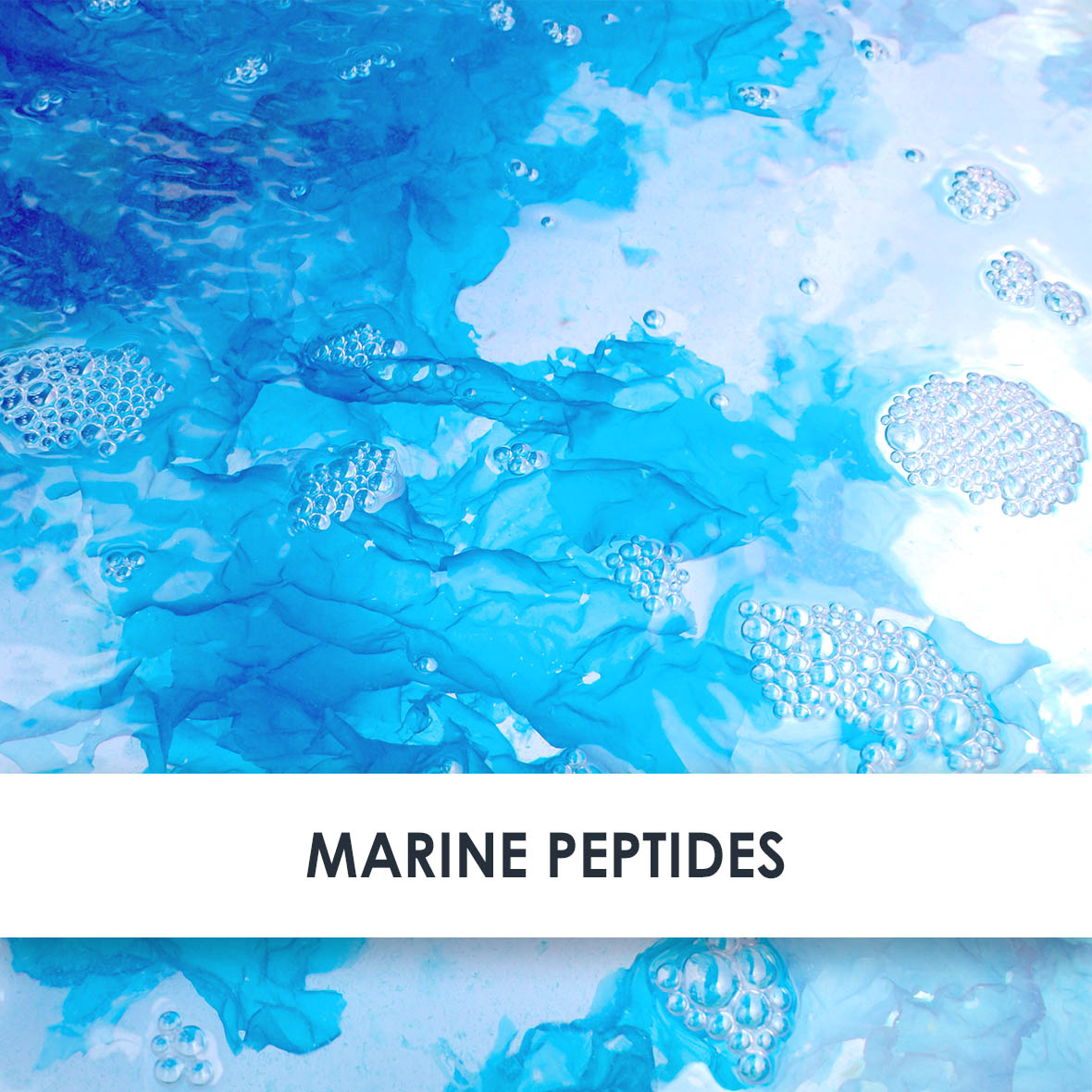 Marine Peptides Skincare Benefits