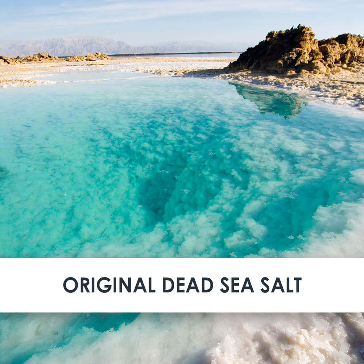 Dead Sea Salt Skincare Benefits