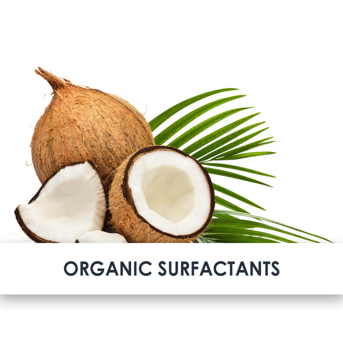 Organic Surfactants Skincare Benefits