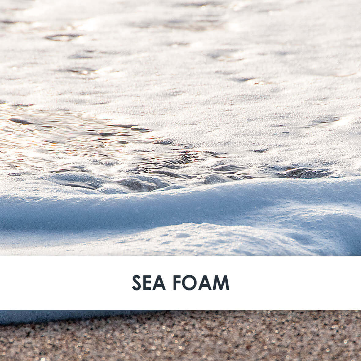 Sea Foam Skincare Benefits
