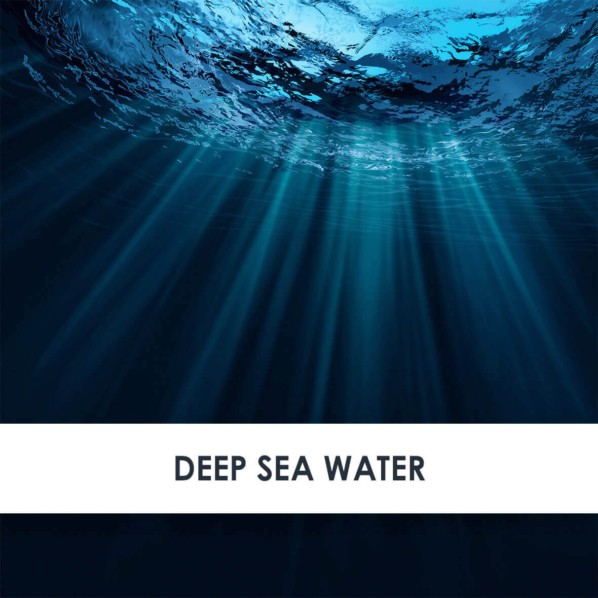 Deep Sea Water Skincare Benefits