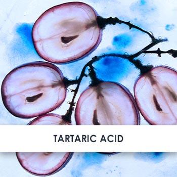 Tartaric Acid Skincare Benefits