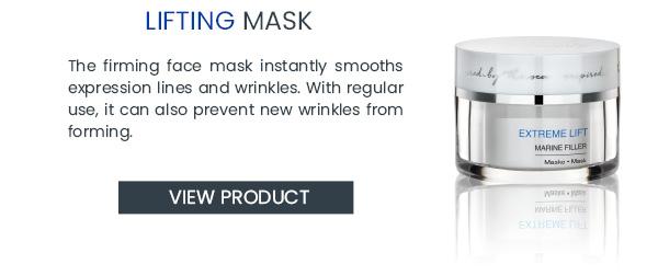 Lifting mask – skincare for wrinkles