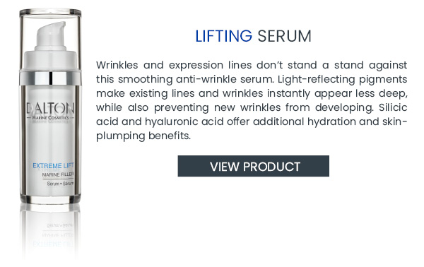 Firming serum for your daily anti-wrinkle routine