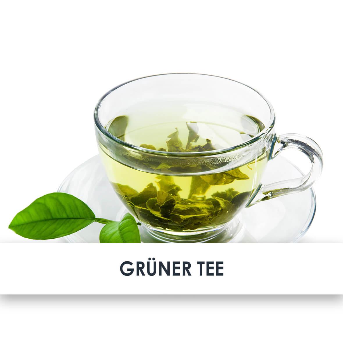Wirkstoff Grüner Tee