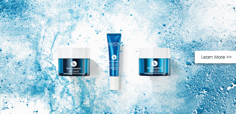 Pre-aging skin care to protect against blue light and urban pollution