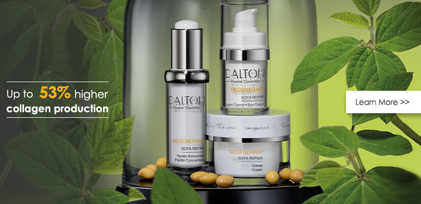 View the REGENERANT skincare collection for stressed skin