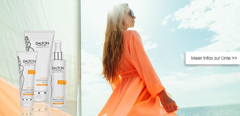 Sonnenpflege für jeden Hauttyp