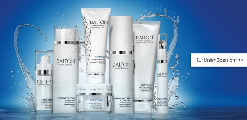 Hautpflegeprodukte für jeden Hauttyp von DALTON
