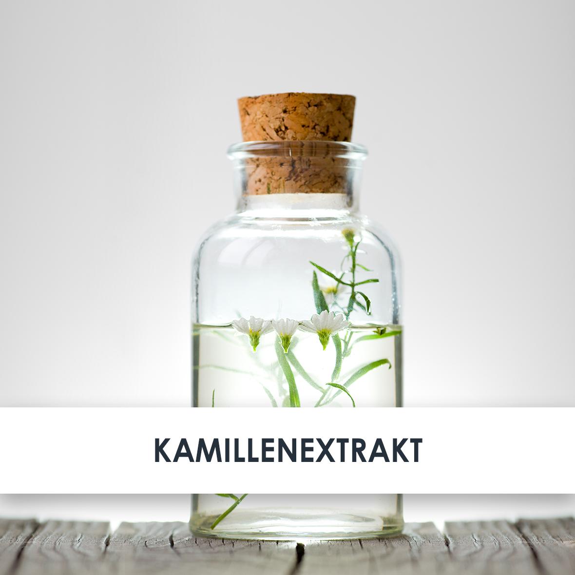 Wirkstoff Kamillenextrakt