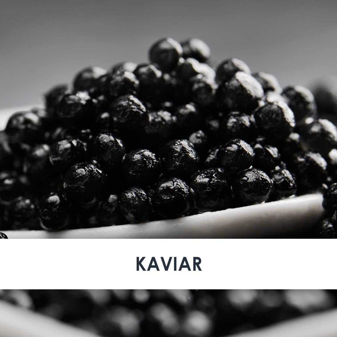 Wirkstoff Kaviar