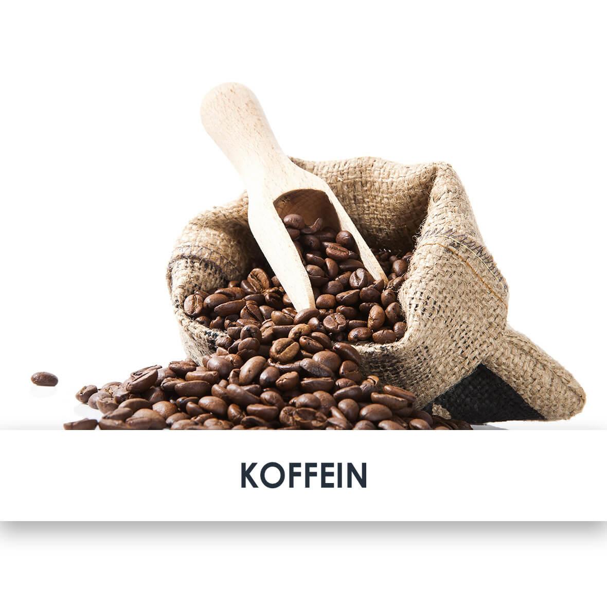 Wirkstoff Koffein
