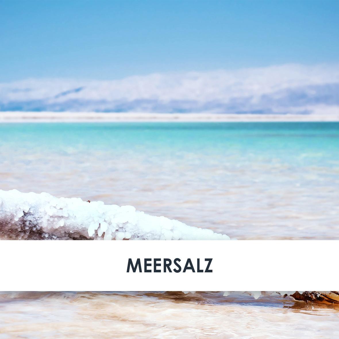 Wirkstoff Meersalz