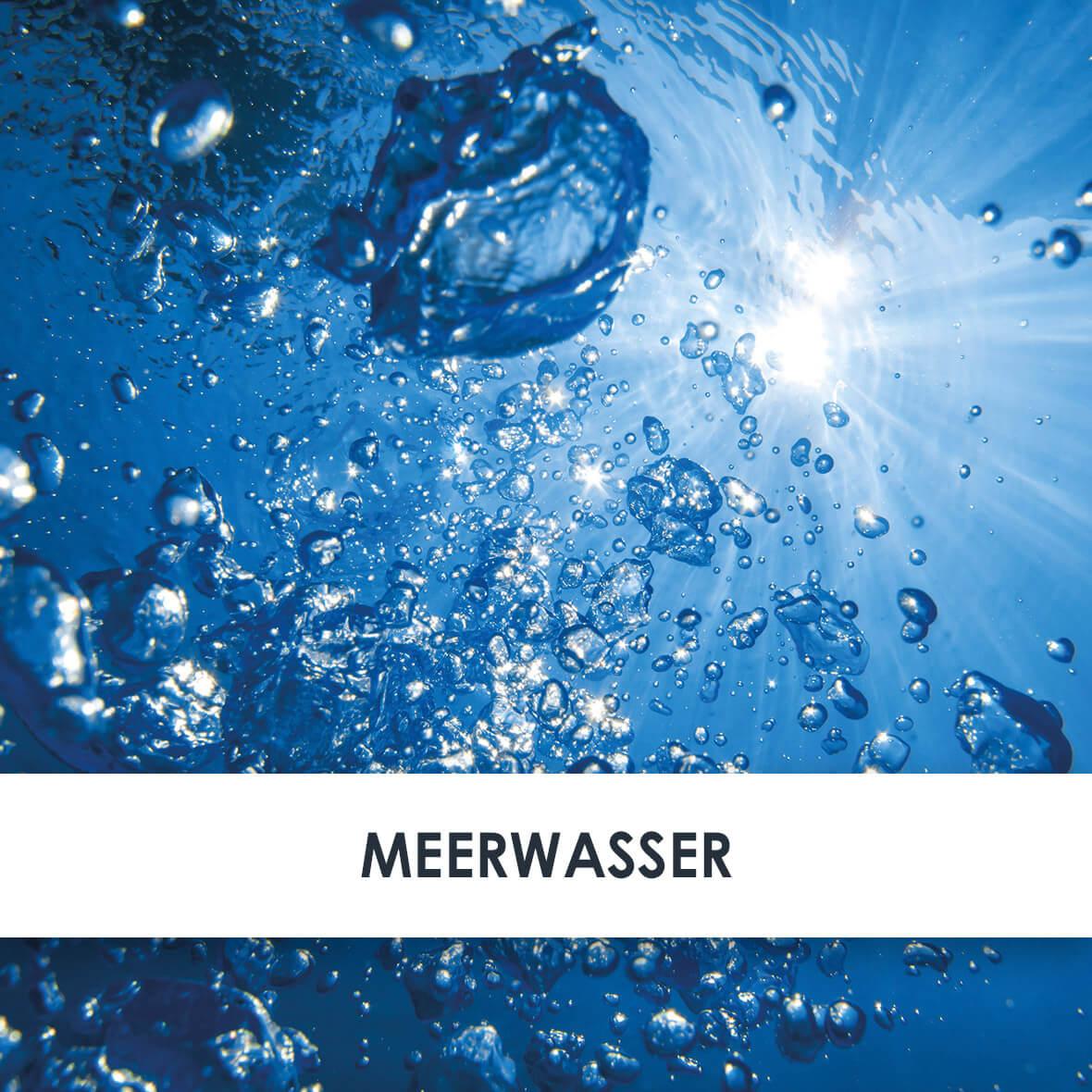 Wirkstoff Meerwasser