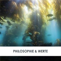 Philosophie & Werte