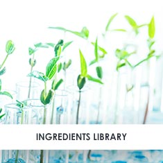 Library of Active Ingredients