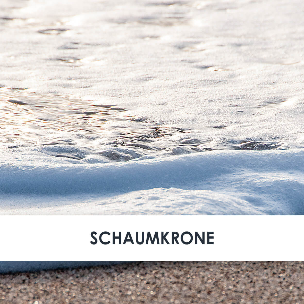 Wirkstoff Schaumkrone