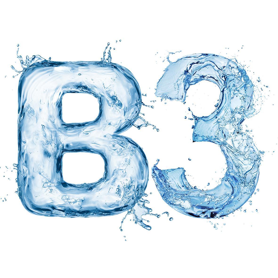 Vitamin B3 Wirkung für die Haut