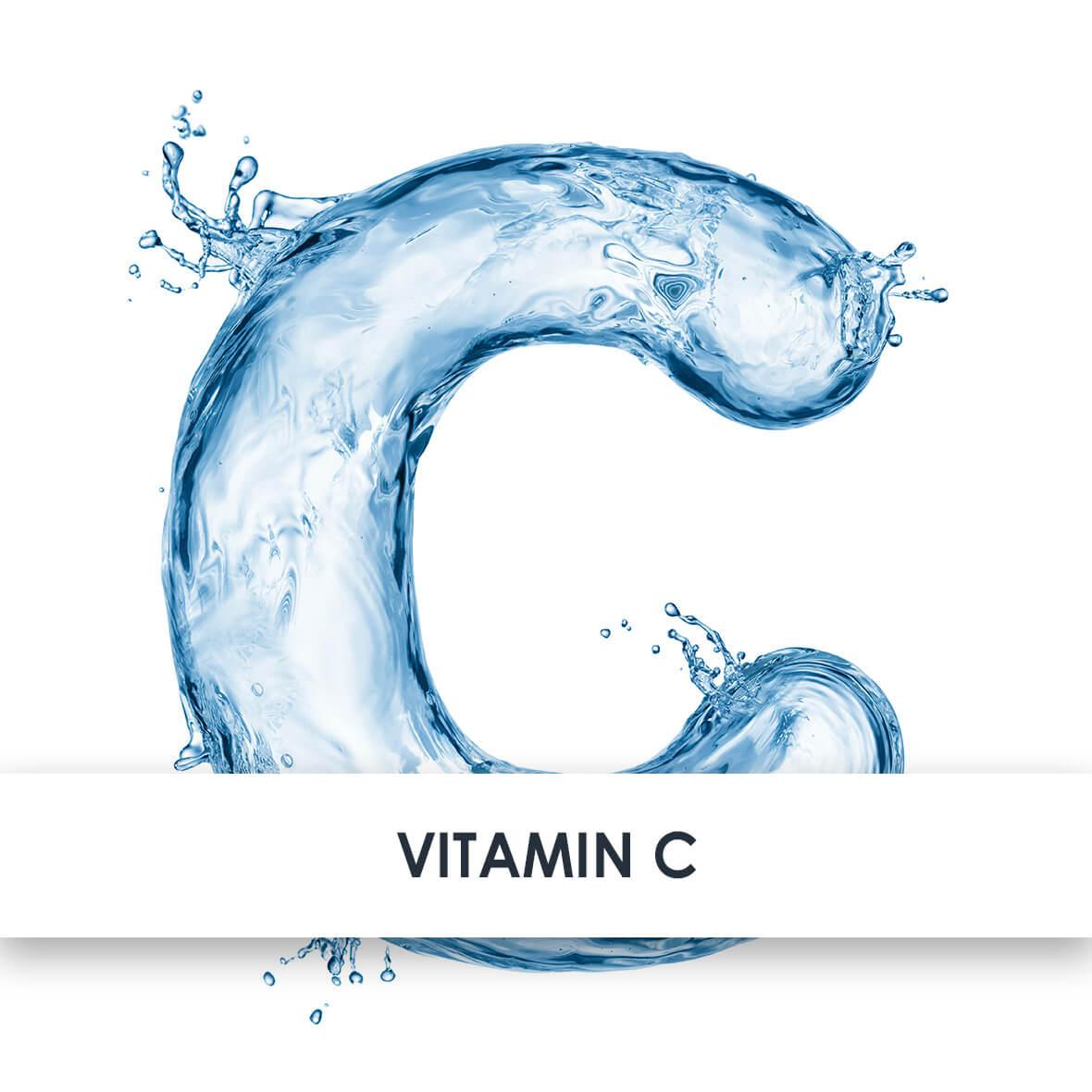 Wirkstoff Vitamin C