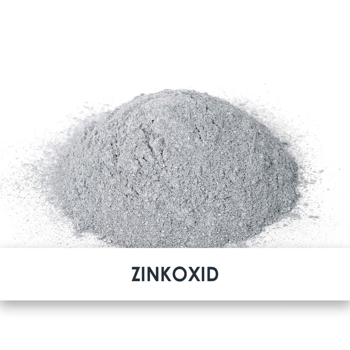 Wirkstoff Zinkoxid