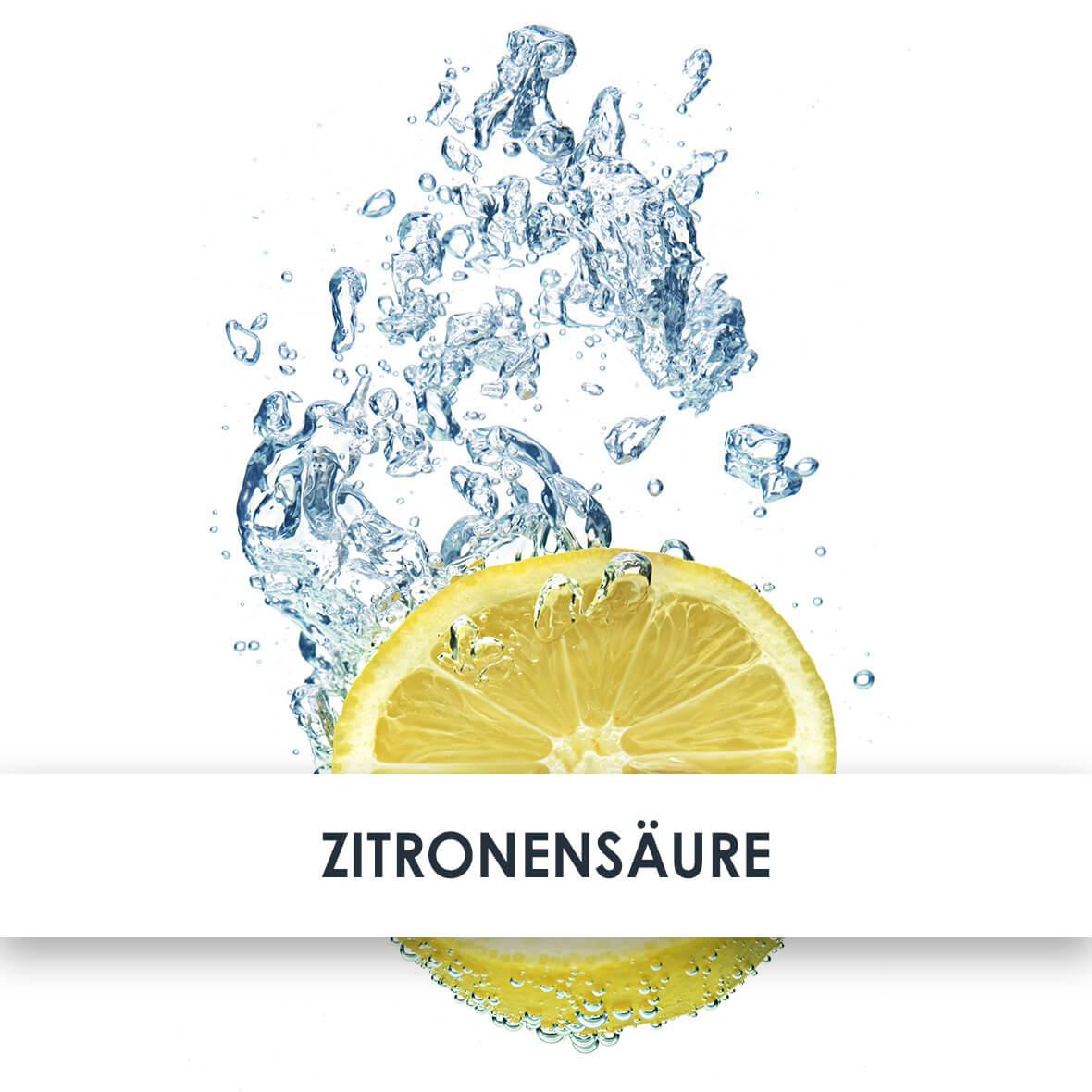 Wirkstoff Zitronensäure