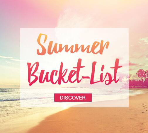 DALTON Stories Summer Bucket-List
